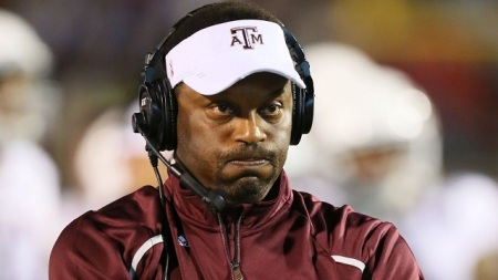 This was all on Coach Sumlin