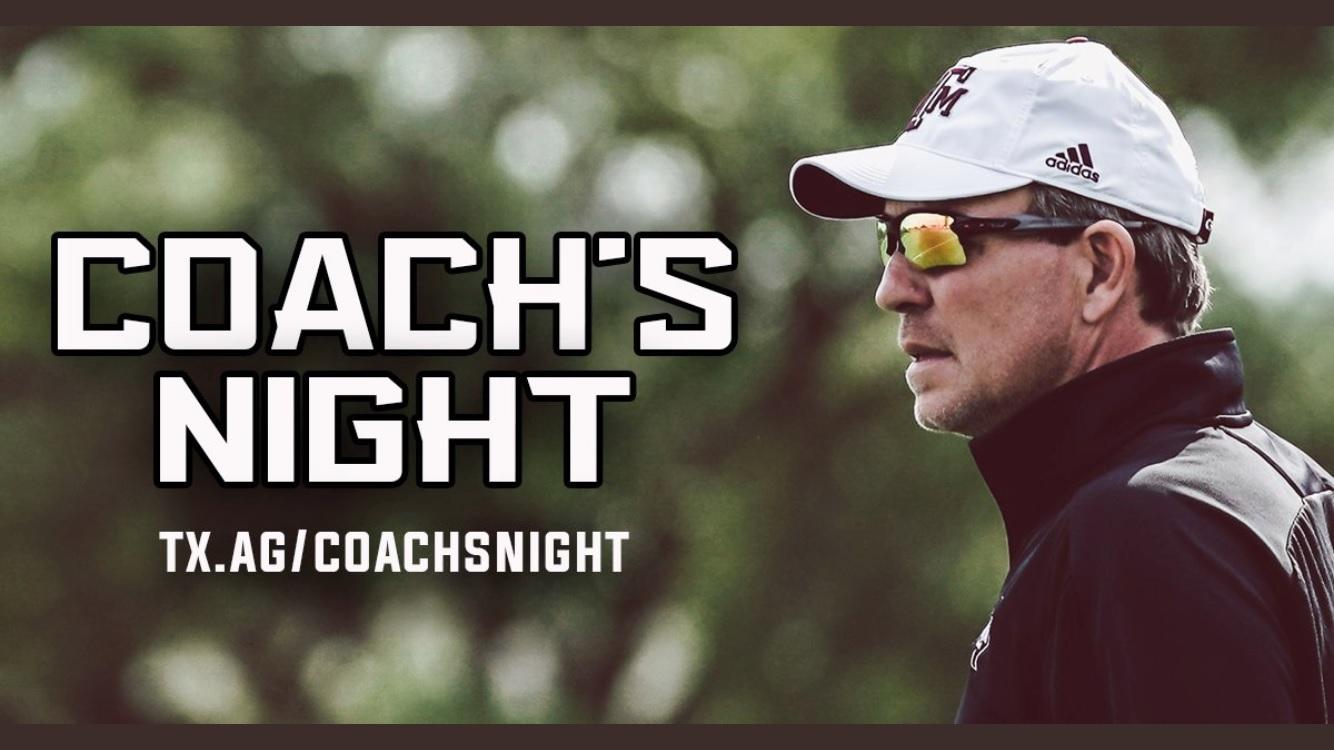 Jimbo Coach's Night